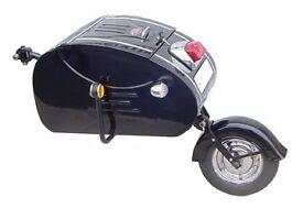 Single Tyre Trailer for Motorcyles