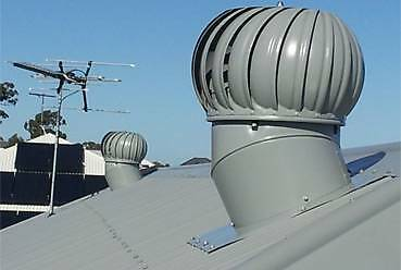 Whirlybird Roof Ventilators