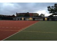 We're looking for 5-a-side football players for this Thursday. 7-8 Westbourne Park.