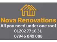 Nova Renovations- All you need under one roof !