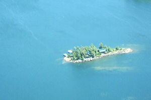 Cottage Rental - Private Island in Georgian Bay Wow!!