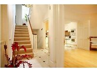 Short Let - 5 Bed 5 bath House 3 reception in Marylebone with Gym. 7 beds in total near Bond St
