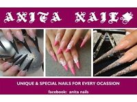 GORGEOUS, UNIQUE & SPECIAL NAILS FOR EVERY OCCASION FROM AN EXPERTLY TRAINED STYLIST NAIL TECHNICIAN
