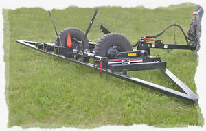 Jiffy Molehill leveler / Hayland Float