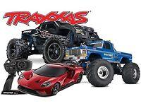 TRAXXAS SLASH 4x4 RC TRUCK