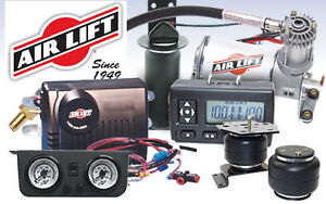 Airlift Suspension Systems - Financing & Installations