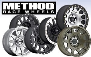 Method Race Wheels CALL FOR PRICING & AVAILABILITY