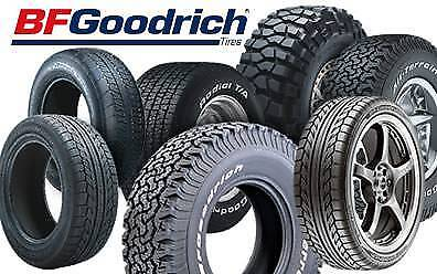Cheapest New BF Goodrich Tyres. . . 100% Mobile to Your location!