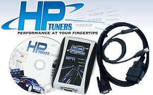 HP Tuners for GM
