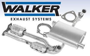 EXHAUST PRODUCTS BY WALKER