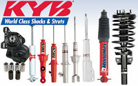 FREE INSTALLATION With Purchase of KYB Shocks