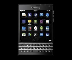 Blackberry Passport with 3 months warranty **CANWEST CELLULAR**
