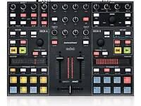 Novation Twitch DJ Controller & Pre Sonus Eris 4.5 monitors