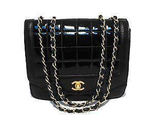 bcc819979550 Vintage Chanel Bag | eBay