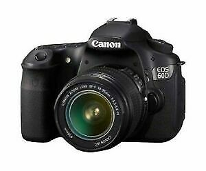 Canon EOS 60D -  (Kit w/ Sigma 18-250mm & Canon 50mm)
