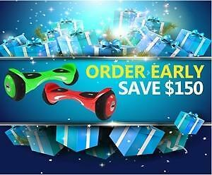 Smart Balance Hoverboard - Save $150* Order Early Sale is back!!! this Christmas