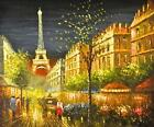 Impressionist Paintings Paris
