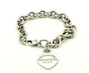 Return To Tiffany Heart Bracelet