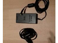 Playstation 2 Slimline Power brick and plug