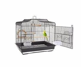 BRAND NEW RAINFOREST CAGE NEW PUERTO RICA LARGE BLACK