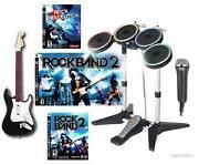 Rock Band 2 PS3 Bundle