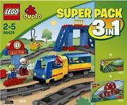 Lego Duplo Eisenbahn Brücke