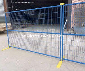 Construction fence -  container