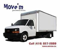 MOVEM⭐Reliable Movers⭐Pickup Delivery⭐ Short Notice Ok⭐