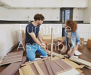 furniture assembly, ikea leon's the brick....