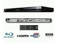 Sony blu ray player