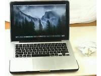 "Apple MacBook Pro 13"" (Mid 2012) 2.5GHz i5 4GB 500GB OS X"