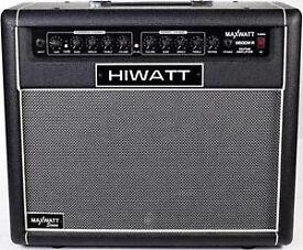 HIWATT MAXWATT G50CM R GUITAR COMBO 50 WATT