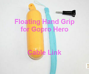 New Floating Hand Grip Handle Mount Float for Gopro Hero