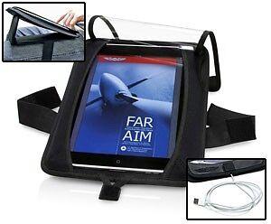 iPad Kneeboard 2 [ASA-KB-IPAD-2]-Pilot Must Have