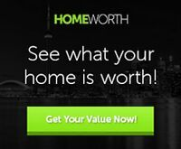 FIND OUT FOR FREE WHAT YOUR HOME IS WORTH!