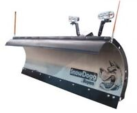 BLACK FRIDAY SPECIAL SNOWDOGG PLOW MD75 SERIES