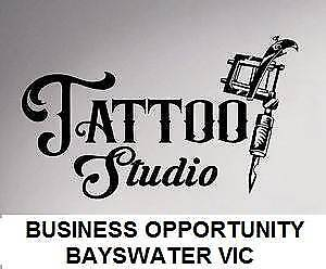 TATTOO STUDIO BAYSWATER VIC - STUDIO AVAILABLE FOR RENT