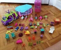 polly pocket (poupées, auto, meubles et accessoires)