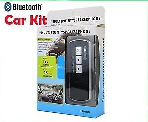 Haut-parleur voiture Bluetooth 3.0 hands free car speaker