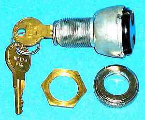 Sierra 39000 Diecast Ignition Switch 6464