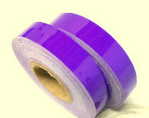 Colored Plastic Tape, choose your color and size, Opaque, Glossy, Self-adhesive