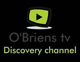 O'Briens TV documentary channel