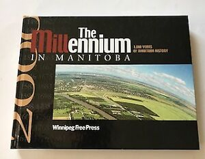 The Millennium in Manitoba Book - 1,000 Years of History