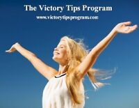 Victory Tips Conference Call Recovery Groups