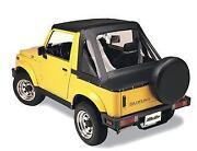 Suzuki Sierra Soft Top