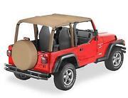 Jeep Safari Top