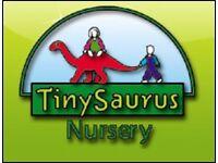 Trainee Nursery Manager