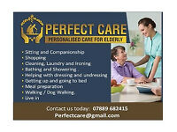 Perfect Care - Personal Assistant for Elderly