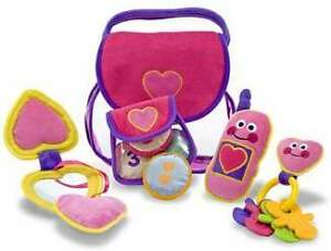 Pretty Purse Fill & Spill Soft Toys (Melissa & Doug)- New in Box Peterborough Peterborough Area image 1