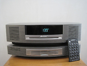 Bose Wave Music System and Multi CD Changer